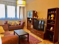 Debrecen, Poroszlay út - Spacious flat for 2 next to Universities