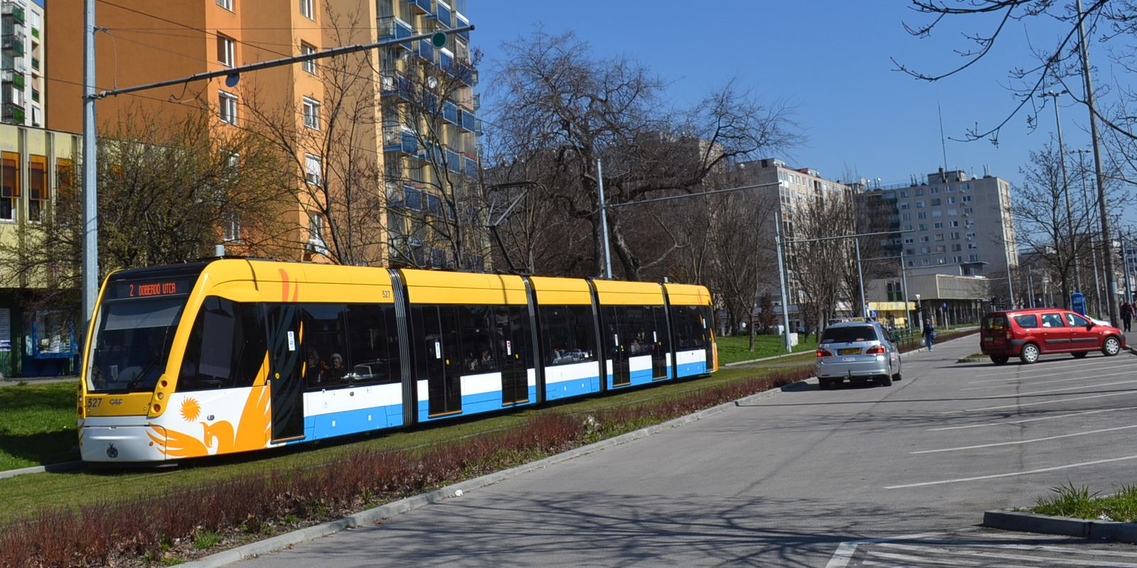 Iris Real Estate - The best properties in Debrecen a close to the tram lines